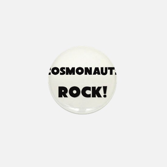 Cosmonauts ROCK Mini Button