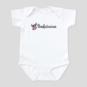 Beefatarian Infant Bodysuit