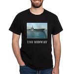 Dark USS Midway T-Shirt