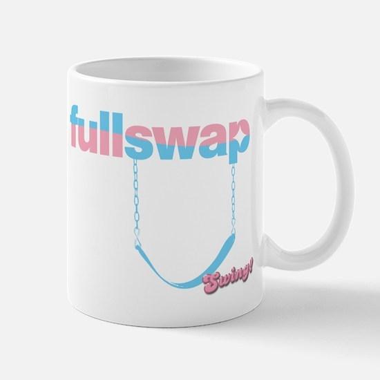 Swing! Full Swap Mugs