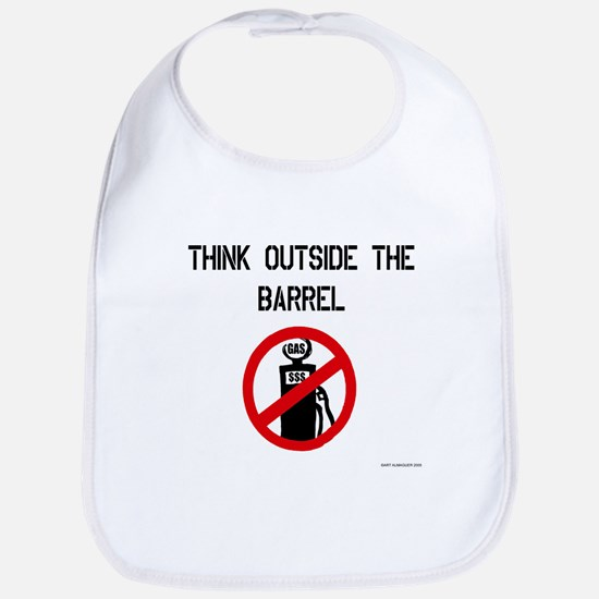 Think Outside The Barrel Bib