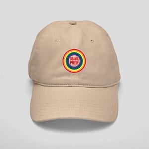 Obama-Biden Gay Pride 17 Cap