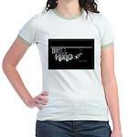 Well Hung Jr. Ringer T-Shirt