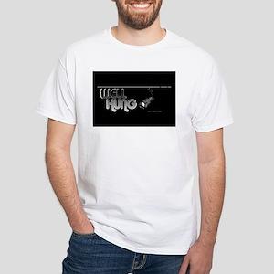 Well Hung White T-Shirt