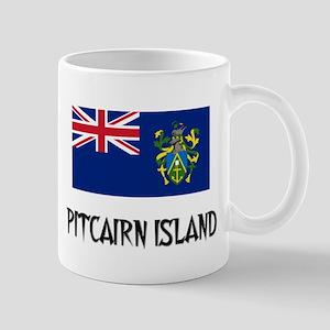 Pitcairn Island Flag Mug