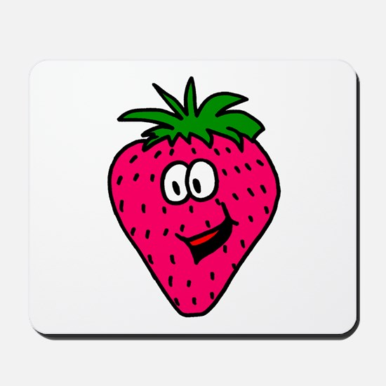 Strawberry Mousepad