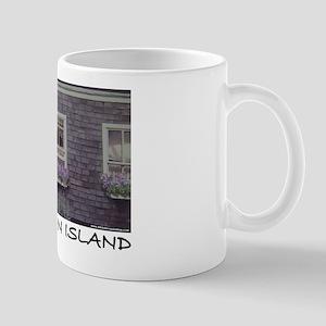 Monhegan Island Parsonage Mug