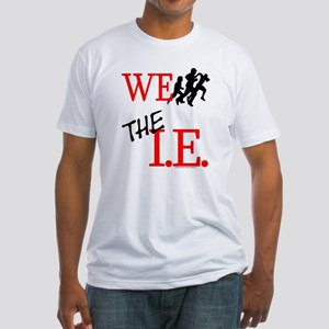 We Run This Fitted T-Shirt
