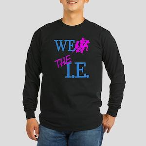We Run This (Girls) Long Sleeve Dark T-Shirt