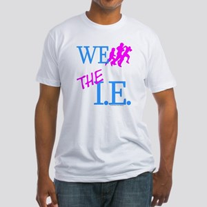 We Run This (Girls) Fitted T-Shirt