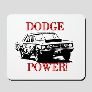 AFTM Dodge Power! Mousepad
