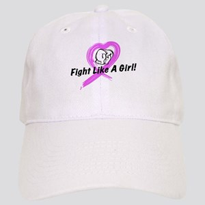 Fight Like A Girl Cap
