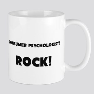 Consumer Psychologists ROCK Mug