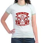 Liberty or Death Jr. Ringer T-Shirt