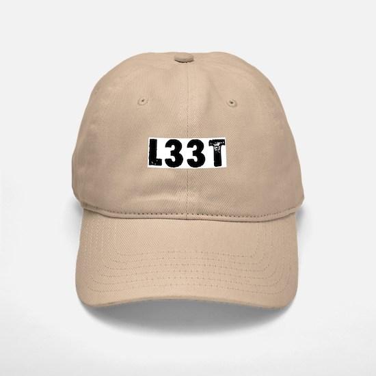 l33t Baseball Baseball Cap