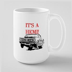 AFTM It's A Hemi! Large Mug