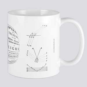 Isaac Newton 'Principia/Opticks' Mug