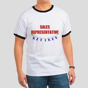 Retired Sales Rep Ringer T
