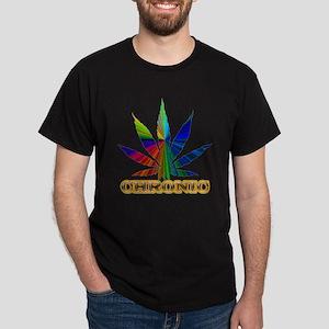 Crazy Chronic Pot Dark T-Shirt