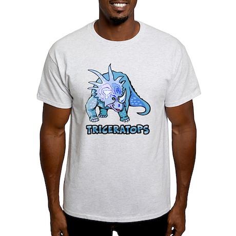 Triceratops Light T-Shirt