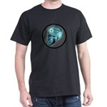 Biking on the Brain: Dark T-Shirt