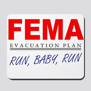 FEMA Mousepad