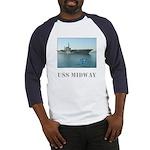 USS Midway Baseball Jersey