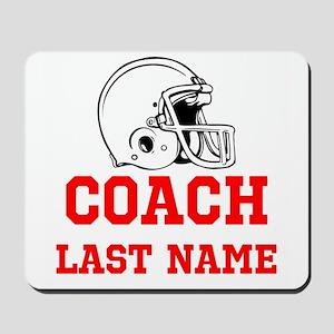 Football Coach Mousepad