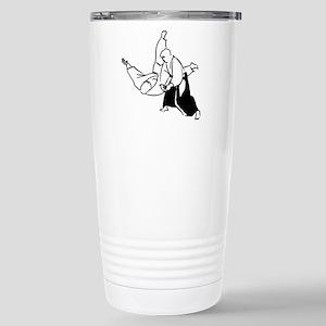 Aikido Stainless Steel Travel Mug