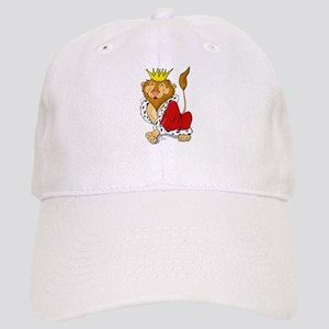 King Lion Cartoon Cap