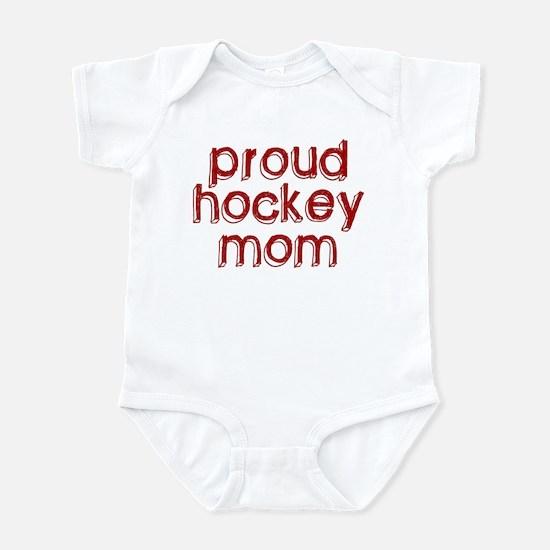 Proud Hockey Mom Infant Bodysuit