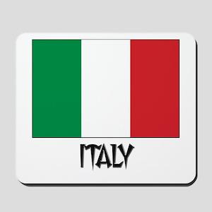 Italy Flag Mousepad