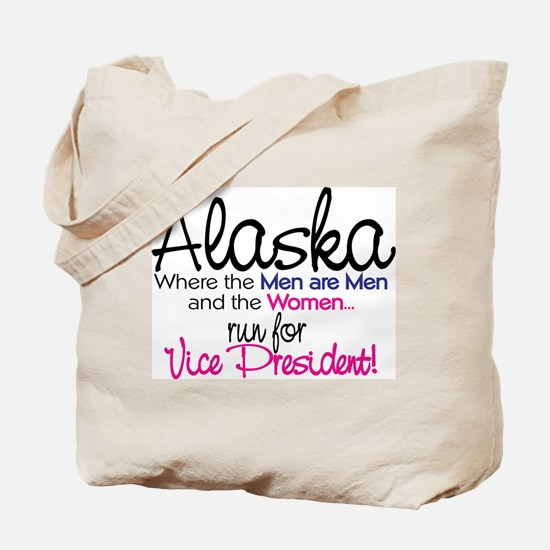 Unique Governor of alaska Tote Bag