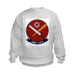 VAQ-129 Kids Sweatshirt