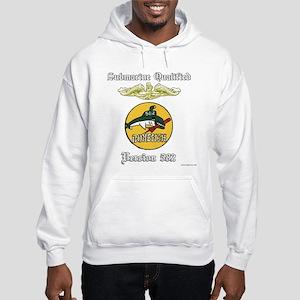 Version SS 582 Hooded Sweatshirt