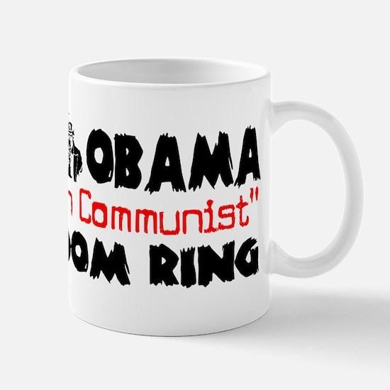 """Impeach Obama: Let Freedom Ring"" Mug"