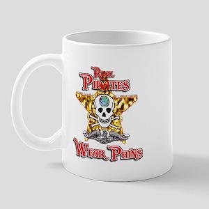 Gudgeon Pirates Mug