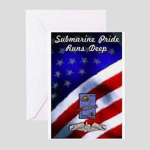 Bonefish Greeting Cards (Pk of 10)