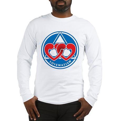 LOVEMATISM Long Sleeve T-Shirt