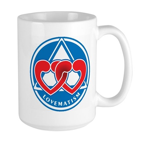 LOVEMATISM Large Mug
