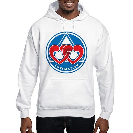 LOVEMATISM Hooded Sweatshirt