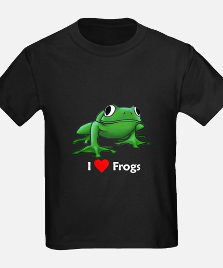 I love Frogs T
