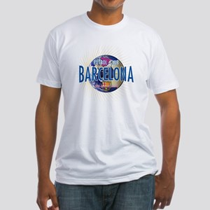 F.C. Barcelona Fitted T-Shirt