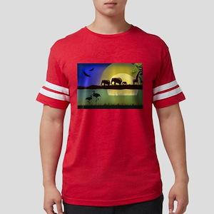 Animals African Landscape T-Shirt