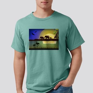 Animals African Landscape T-Shirt