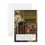 GEDCOM Prophet Birthday Card