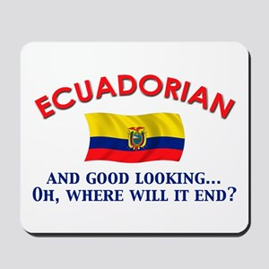 Good Lkg Ecuadorian 2 Mousepad