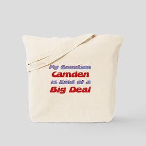 Grandson Camden - Big Deal Tote Bag