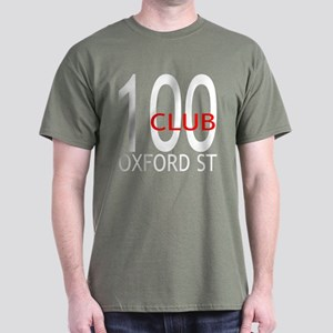 The 100 Club Oxford ST Dark T-Shirt