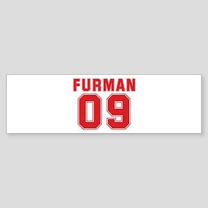 FURMAN 09 Bumper Sticker